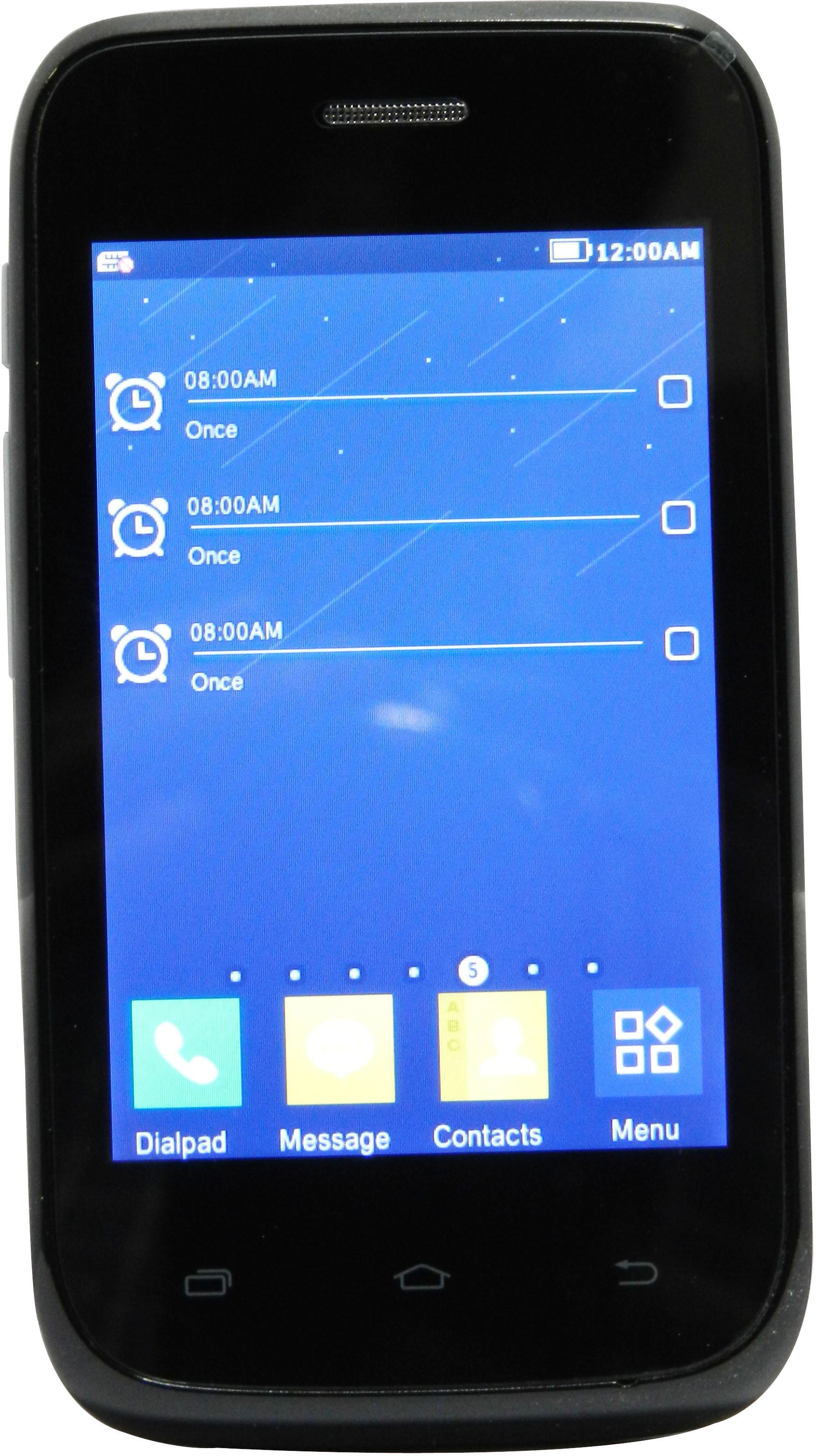 I-smart Is 303 MOBIS303BL Black