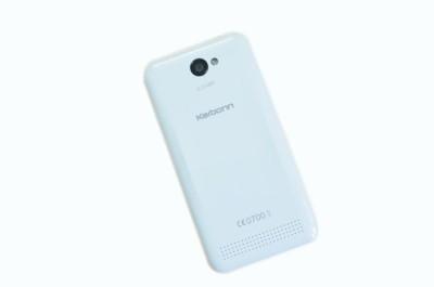 Karbonn Titanium Wind W4 (White, 4 GB)