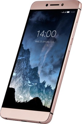 LeEco Le Max2 (Rose Gold, 32 GB)