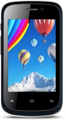 iBall Andi 3.5F Grabit Dual Sim (Black, 256 KB)