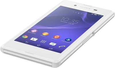 Sony Xperia E3 Dual (White, 4 GB)