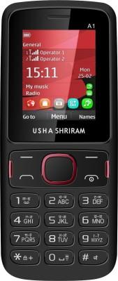 Usha Shriram A1 (Black)