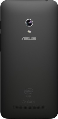 Asus Zenfone 5 (Black, with 16 GB, with 1.6 GHz Processor)