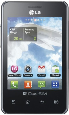 Buy LG Optimus L3 Dual E405: Mobile