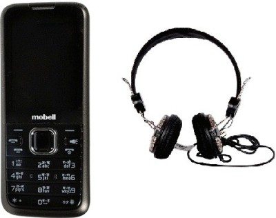 Mobell MOBELL M560 with Envent Headphone (Brown)