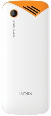 Intex Ultra 3000 (White, Orange)