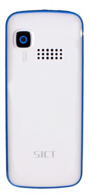 SICT ALL GSM+CDMA SIM PHONE (WHITE)