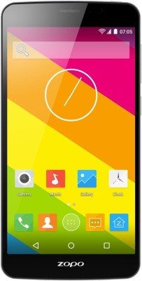 Zopo ZOPO COLOR S5.5 White (White, 8 GB)