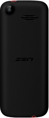 Zen M68 (BLACK, Red)