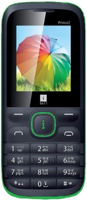 IBALL PRINCE 2 (BLACK, GREEN)