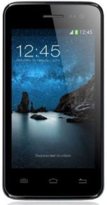 Sansui U40+ (Black, Silver, 4 GB)