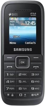 Samsung B110E Guru plus 2 Dual Sim Black
