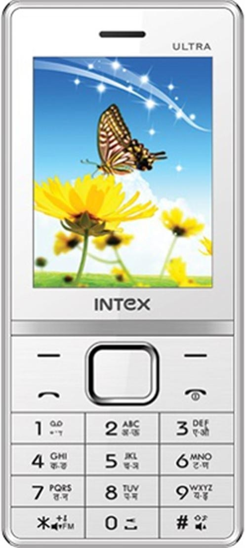 Intex Bar Platinum Ultra Silver
