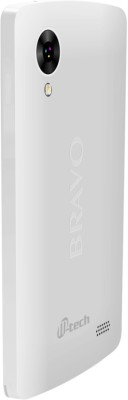 Mtech Bravo 3G (White, 2 GB)