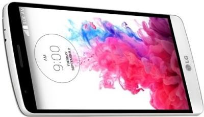 LG G3 Stylus (Black Titan, 8 GB)