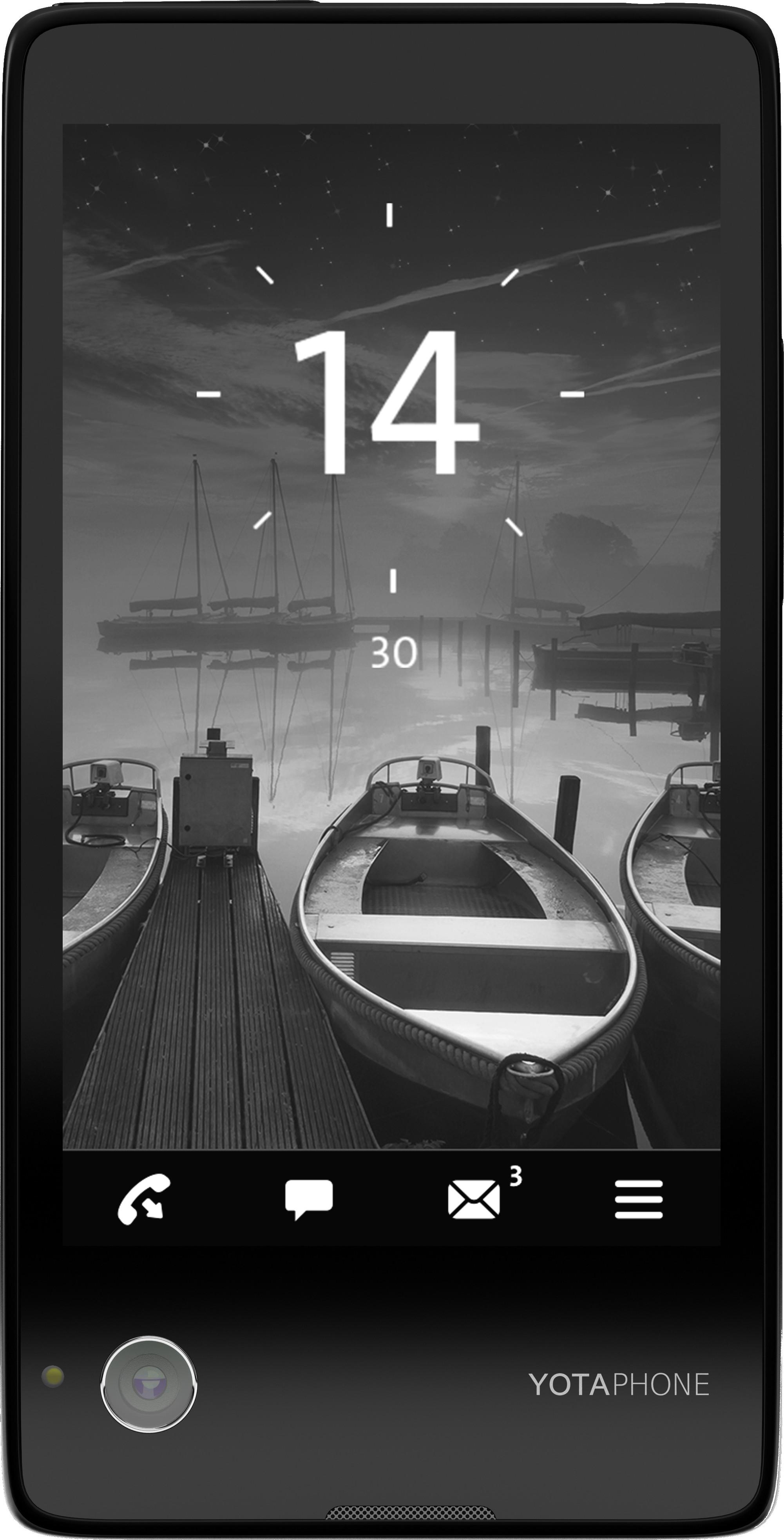 Yota Phone C9660 Black