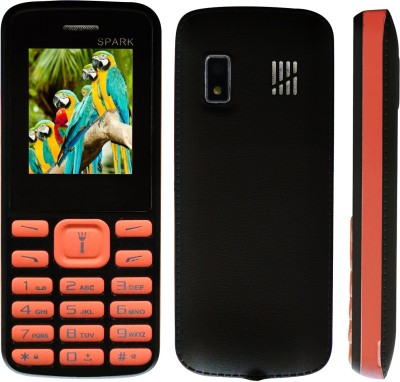 Mobi Store Spark (Black and Red)