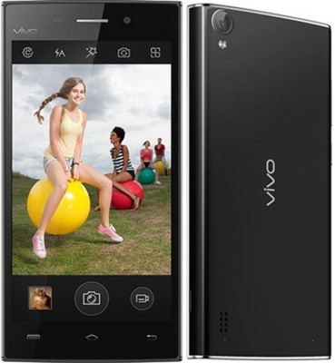 Vivo Y15S (Black, 8 GB)
