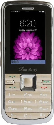 GreenBerry W1 Plus (Gold)
