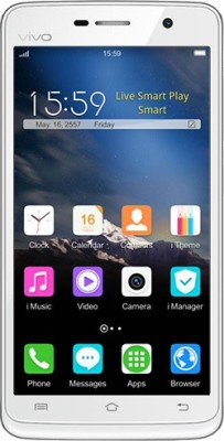Vivo Y22 Dual (White, 4 GB)
