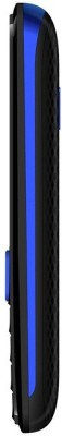 Adcom X9 (Nonu) Dual Sim Mobile- Black & Blue (Black, Blue)