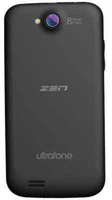 Zen Ultrafone 701HD (Black)
