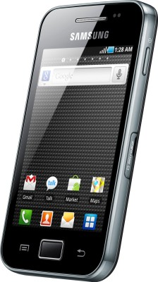 Samsung Galaxy Ace (Onyx Black, 158 MB)