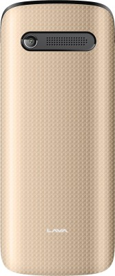 Lava KKT Pearl (Champagne-Black)