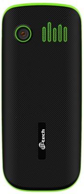Mtech G14 Plus Black+Green (Black+Green)