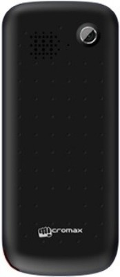 Micromax X088 Black+Red
