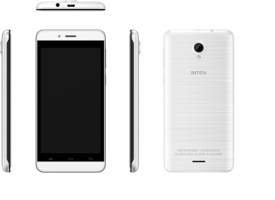 Intex Cloud Cube (White, 8 GB)