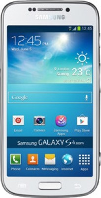 Samsung Galaxy S4 Zoom available at Flipkart for Rs.20990