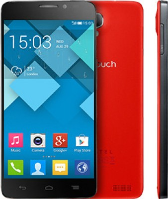Alcatel Onetouch Idol X 6040D at flipkart