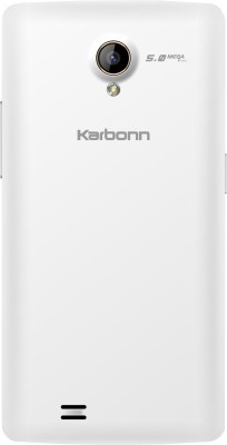 Karbonn Titanium S4 Plus (White, 4 GB)