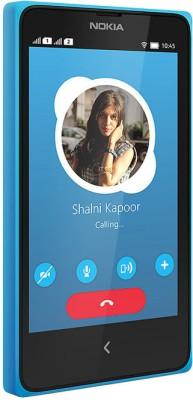 Nokia X (Cyan, 4 GB)