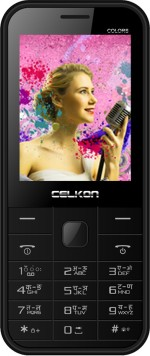 Celkon Charm Colours