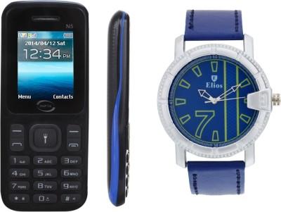 Infix N5 (Balck, Blue)