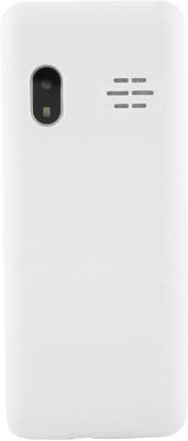 Infix A-12 Dual Sim Multimedia 2.4 Inches (White)