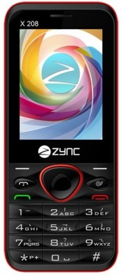 Zync X208 (Black)