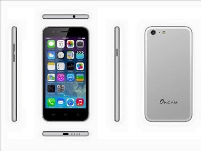 Oncam Q6 1.3 Ghz Quad Core 5 MP Camera 1GB Ram 8GB Rom Dual Sim Smartphone