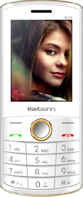 Karbonn K24 (White and Golden)