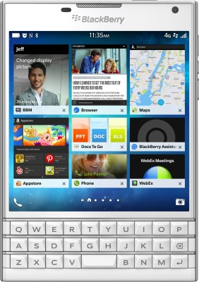 View BlackBerry Passport Mobile Price Online(BlackBerry)