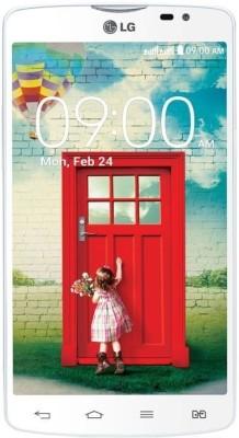 LG L80 Dual (White, 4 GB)