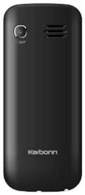 Karbonn K695 (Black, 56 MB)