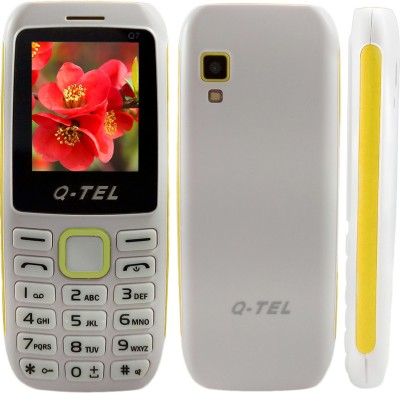 Q-Tel Q7 (White, Yellow)