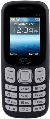 Infix N-4 Dual Sim Multimedia with Facebook (Blue)
