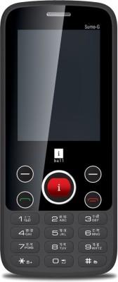 iBall 2.4 Sumo-G Dual Sim (Black, Gold)