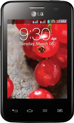 LG Optimus L3 II E435 (Black)
