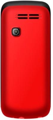 I KALL K-11 Dual SIM Mobile (Red & Black) (Red, Black)