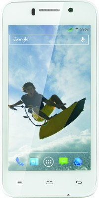 XOLO Q800 White available at Flipkart for Rs.9475